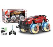 FOUR REMOTE CONTROL OFF-ROAD WHITE-WHEELER