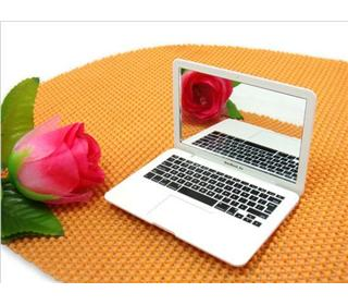 APPLE LAPTOP MIRROR GIFT
