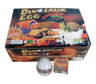 EXPANSION DINOSAUR EGGS TOYS