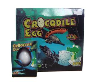 EXPANSION CROCODILE EGGS TOYS
