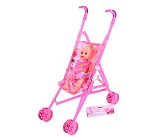 "12""DOLL+TROLLEY TOYS"