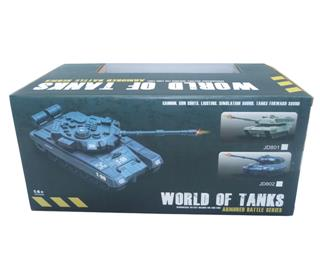 FULL SCALE 1:48 SIMULATION TANK, INFRARED  R/C  FOR BATTLE TANK