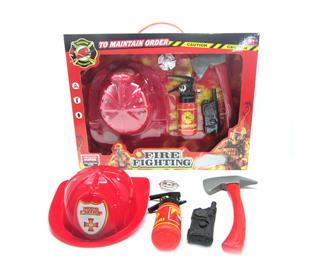 Fire-fighting toys