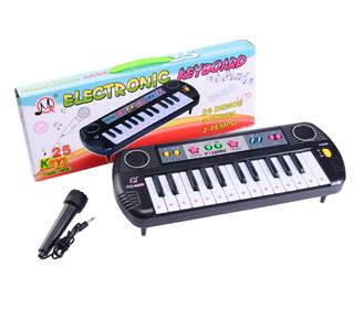 25KEY MULTIFUNCTION ELECTRONIC KEYBOARD WITH MIC