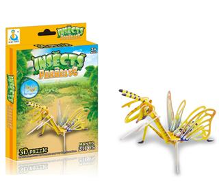 INSECT PUZZLE